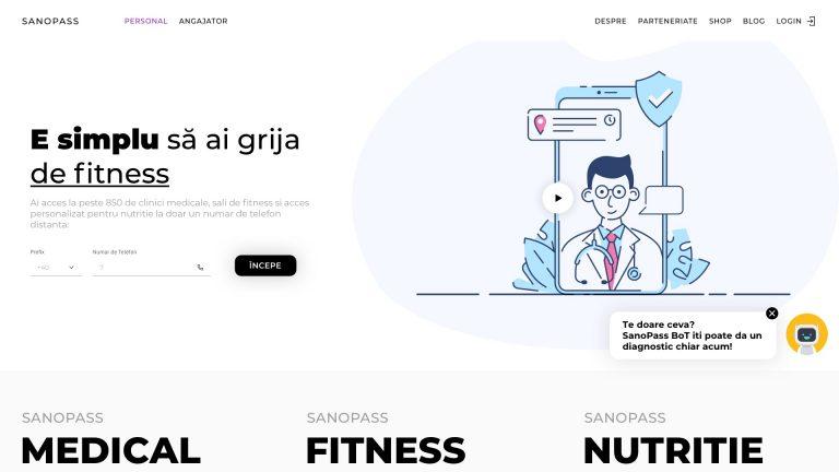 SanoPass Website